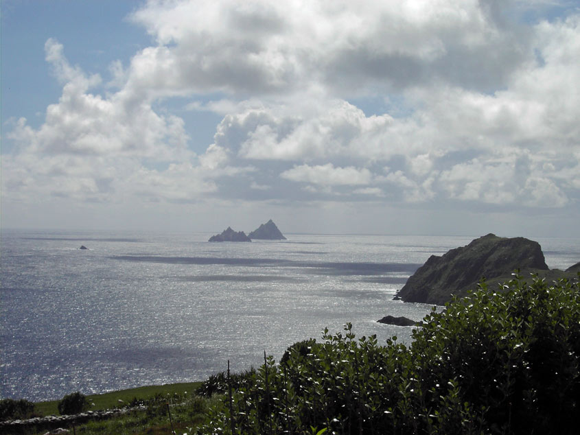 Skelligs und Puffin Island